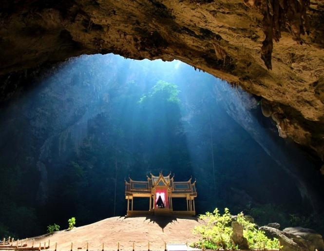 Phraya Nakhon Cave - Thailand