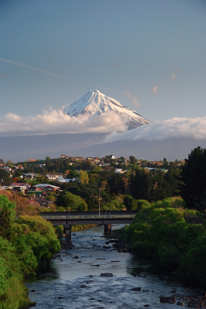 New Plymouth, New Zealand,