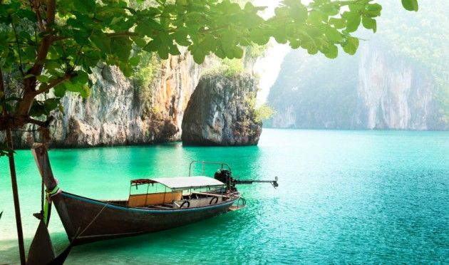 Islands of the Andaman Sea, Thailand