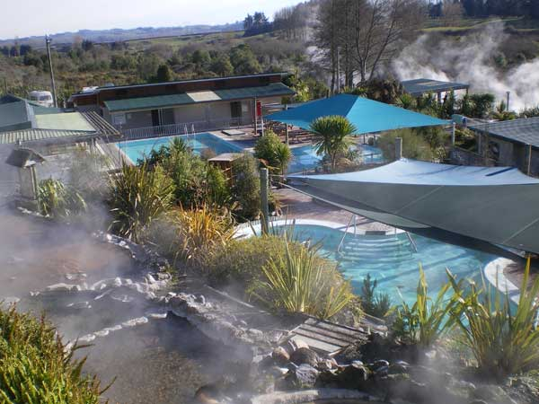 Waikite Valley Thermal Pools