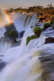 Iguazu Falls, Argentina – Brasil