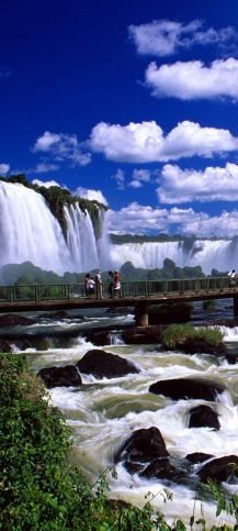 Iguaçu Falls Brasil - Argentina