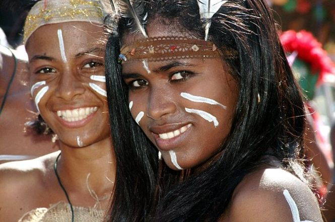 Carnival, French Creole