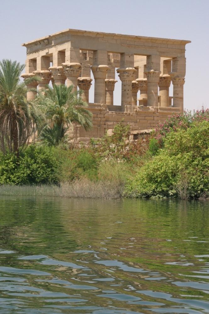 Temple of Philae, Aswan, Egypt