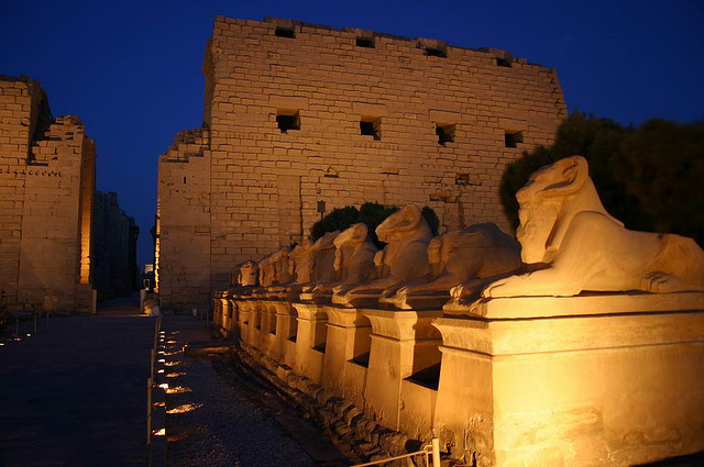 Temple of Karnak, an imperium for over 2000 years