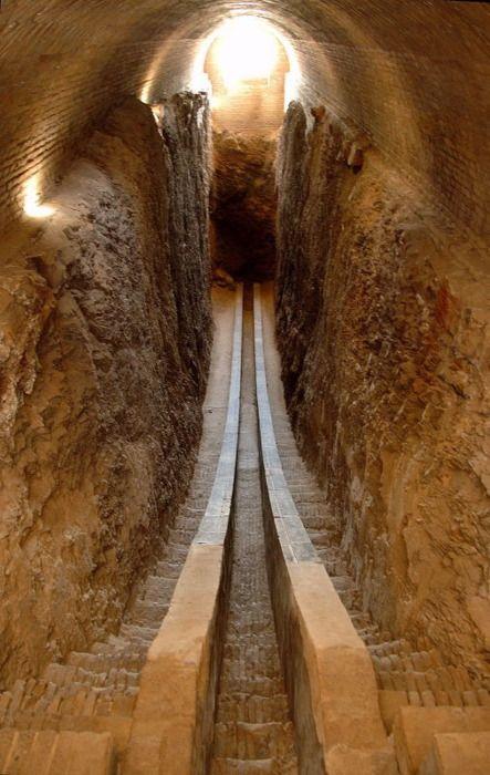 Giza Pyramid Plateau - Egypt