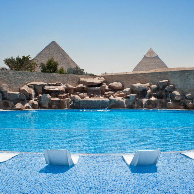 Le Meridien Pyramids, Cairo