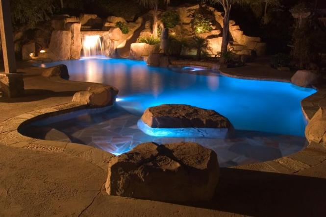 The Dream Pool in San Diego, California