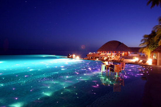 Maldives Luxury Resort Huvafen Fushi,  Maldives - 1