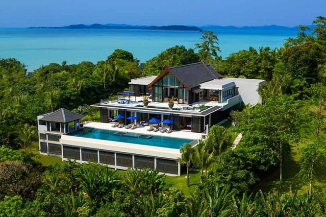Villa Padma, Phuket, Thailand