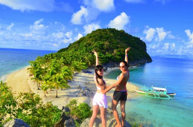 isla de gigantes islands philippines