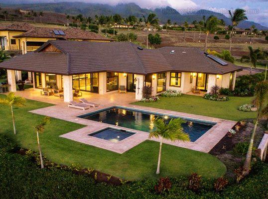 Kaanapali Luxury Golf Course Estate