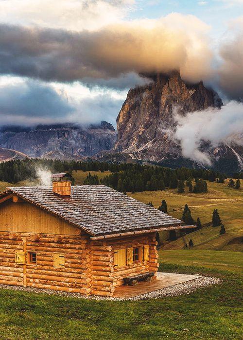 Mountain Cabin, Seiser Alm, Italy