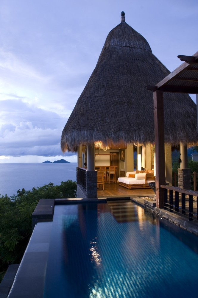 Maia Hotel, Seychelles