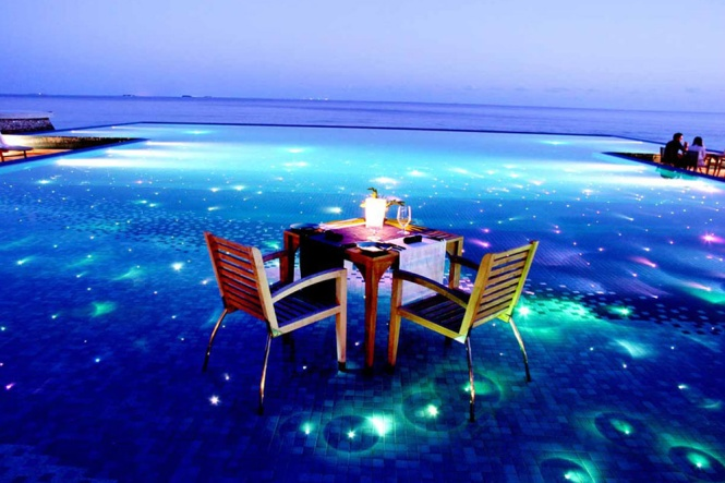 Maldives Luxury Resort Huvafen Fushi,  Maldives 2