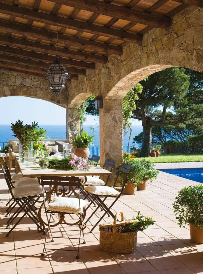 Mediterranean Ocean Villa