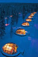 World's Coolest Ice and Snow Hotels