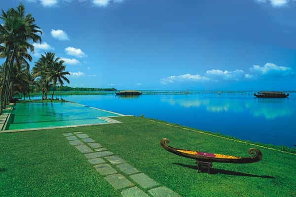South Goa's immaculate Arossim beach is the outrageously beautiful setting for Park Hyatt Goa Resort and Spa.