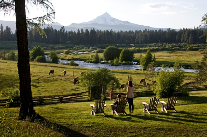 Camp Sherman, Oregon - The City of Veneta Willamette Valley
