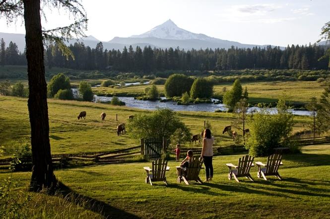 Camp Sherman, Oregon - The City of Veneta Willamette Valley
