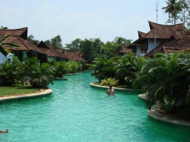 Kumarakom Lake Resort, Kottayam, Kerala