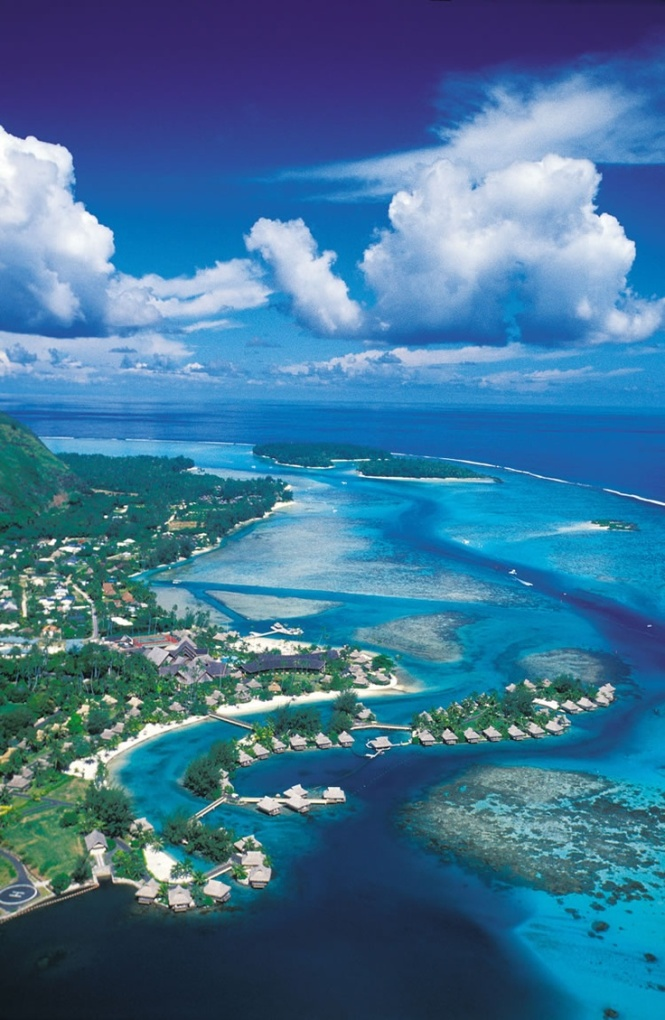 Moorea Resort and Spa in Tahiti