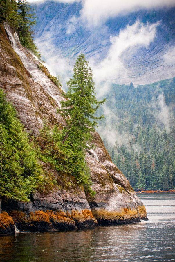 Misty Fjords National Monument, Alaska, USA