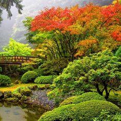 Japanese Garden, Oregon