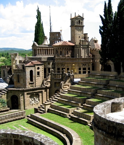Roman Castle