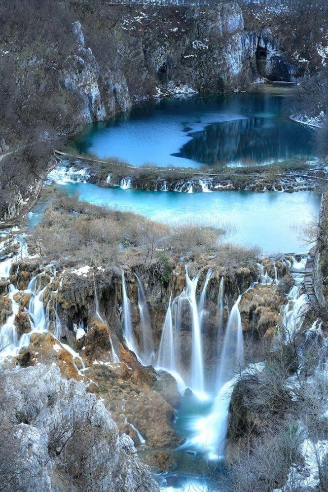 Plitvice Lakes National Park: Amazing Nature