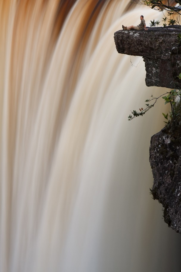 Kaieteur Falls, Potaro-Siparuni Region, Guyana.