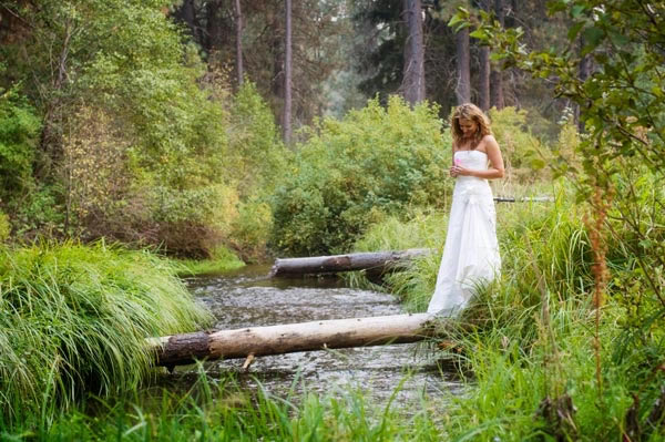 Destination Weddings at Lake Creek Lodge