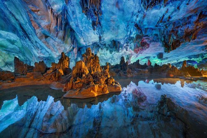Krubera Cave (Voronya Cave), Georgia
