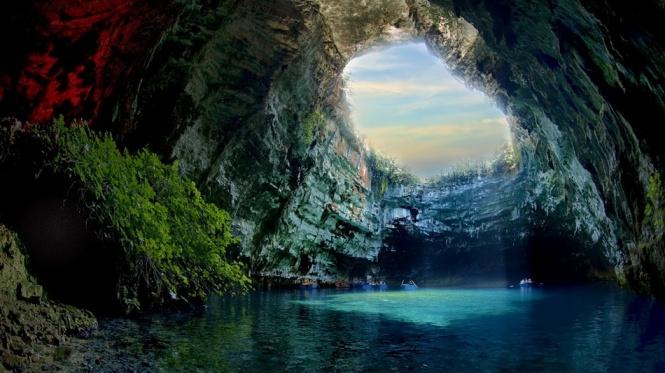 Krubera Cave - Living Rainbow