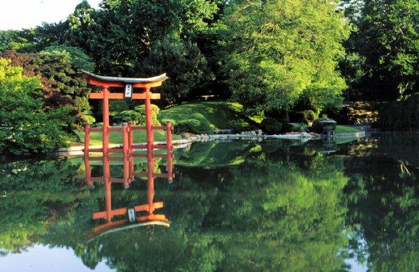 Brooklyn Botanic Garden, Japanese Garden