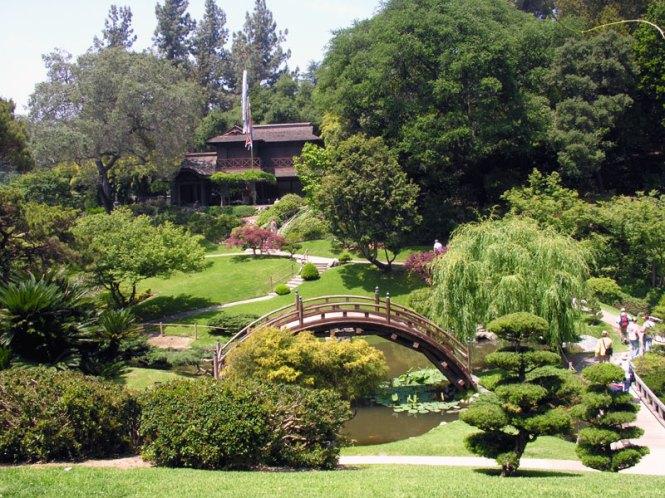 Huntington Japanese Garden - Pasadena, California
