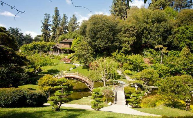 Japanese Garden around the LA area