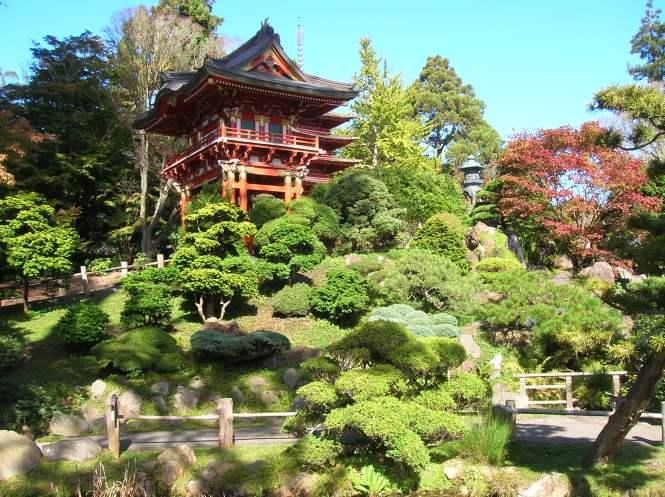 Japanese garden, Denver
