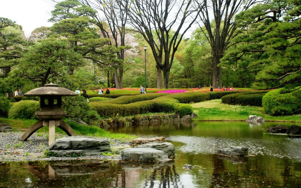 Japanese And Botanic Gardens Amazing Nature