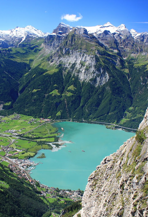 Lake Lucerne, Lucerna, Switzerland