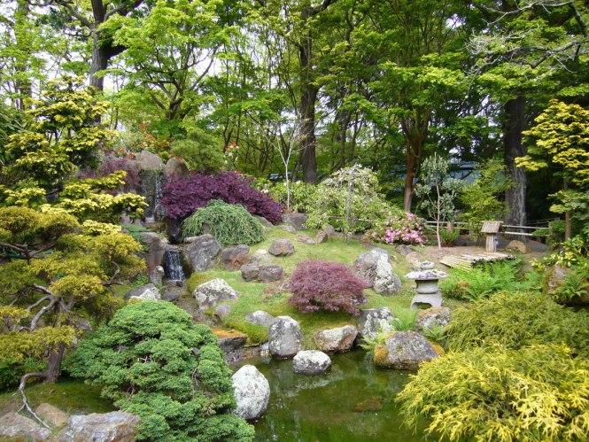 Japanese Garden Landscape Ideas