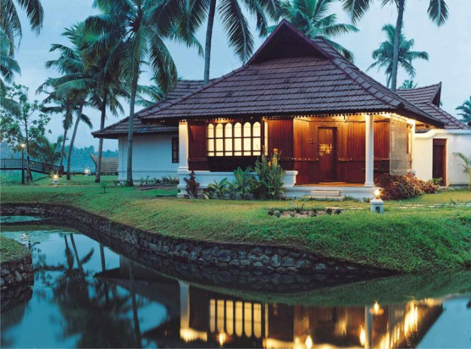 Kerala homes of the 16th century