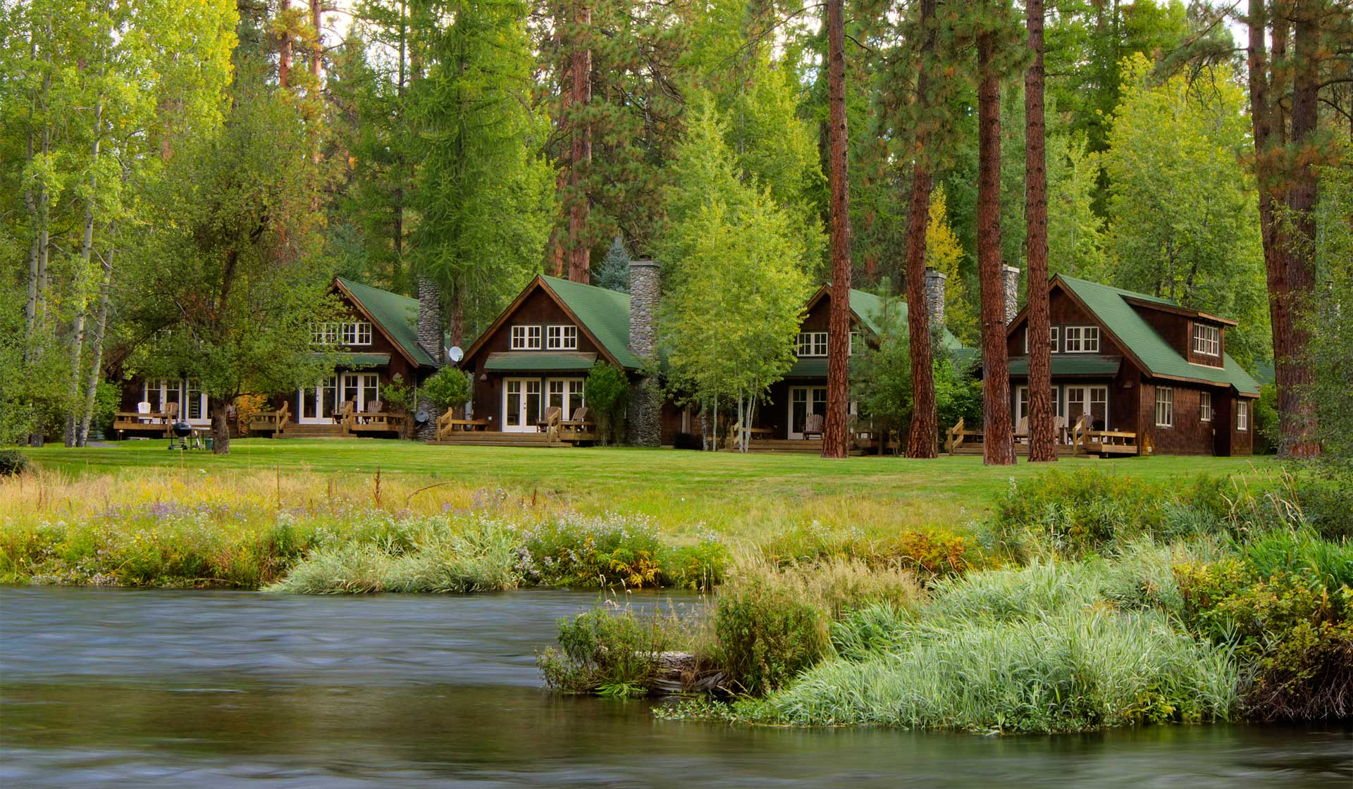 Metolius River Resort – Camp Sherman – Oregon – Perfect ...