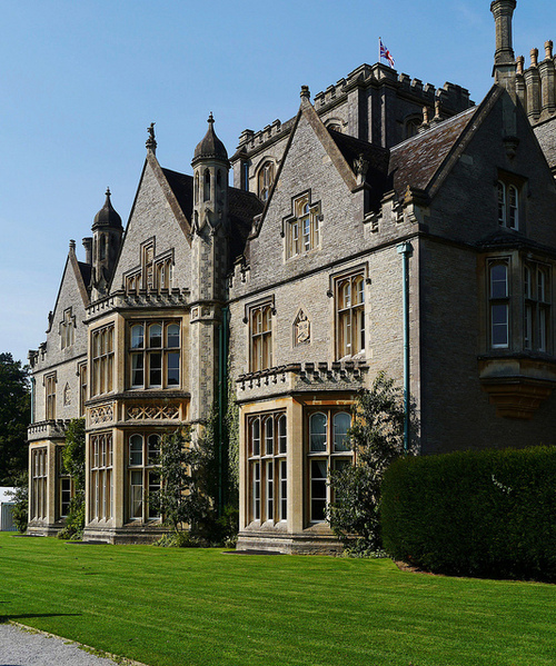 Tortworth Court, Gloucestershire