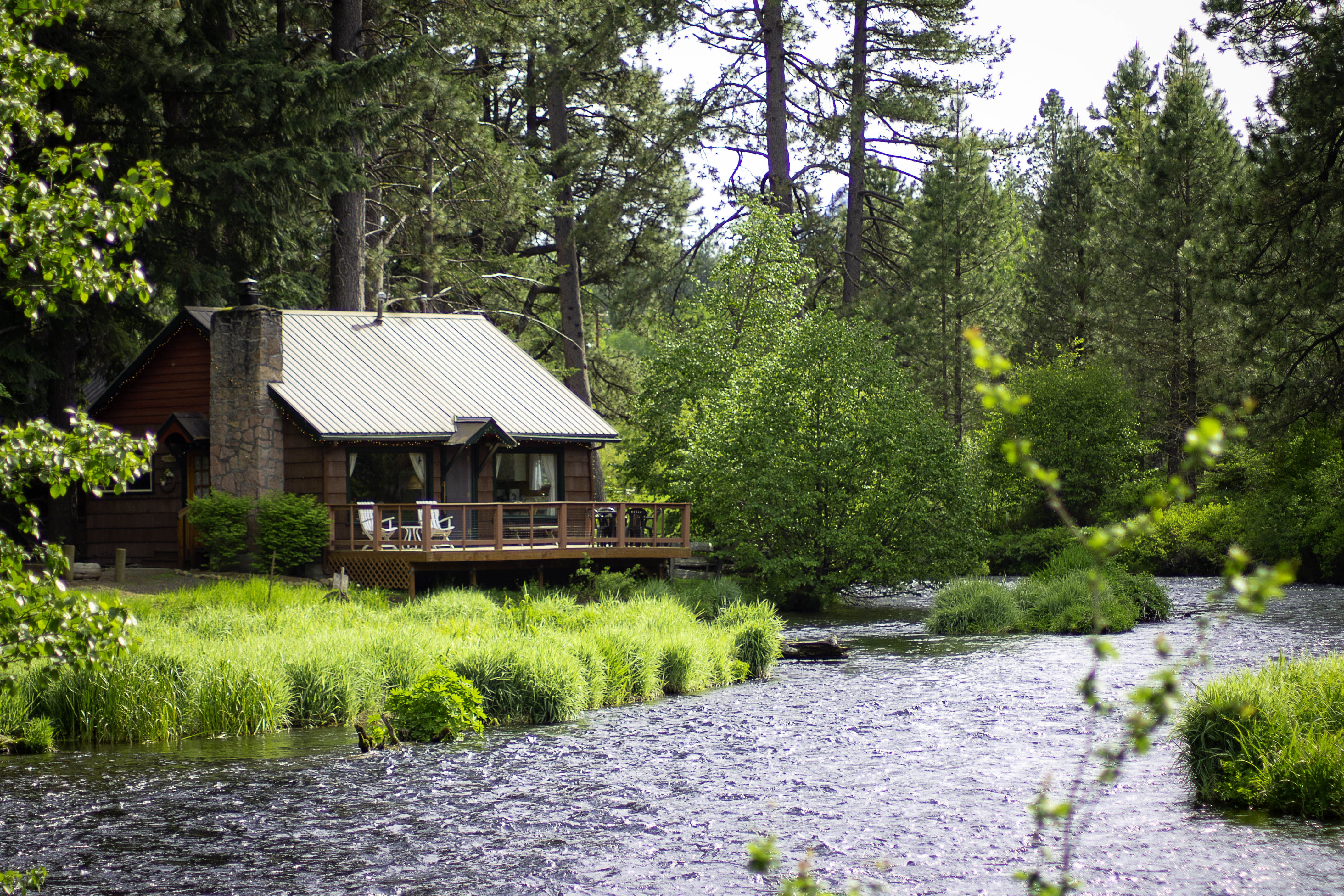 Metolius River Resort – Camp Sherman – Oregon – Perfect Place ...