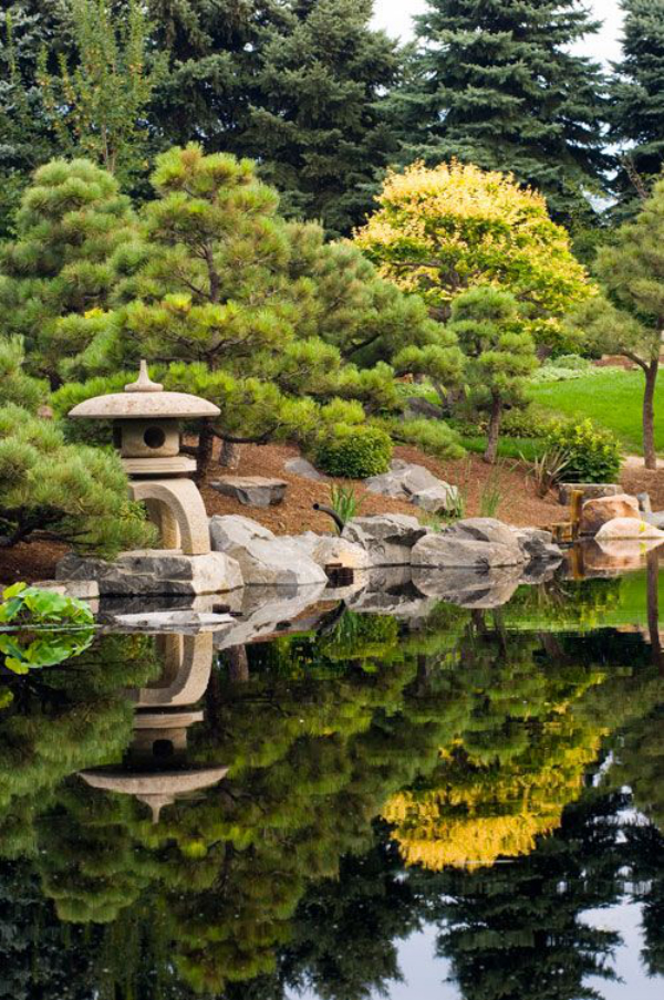 Japanese And Botanic Gardens