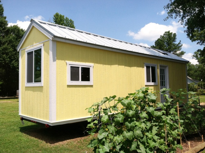 248 Square Foot Tiny Home