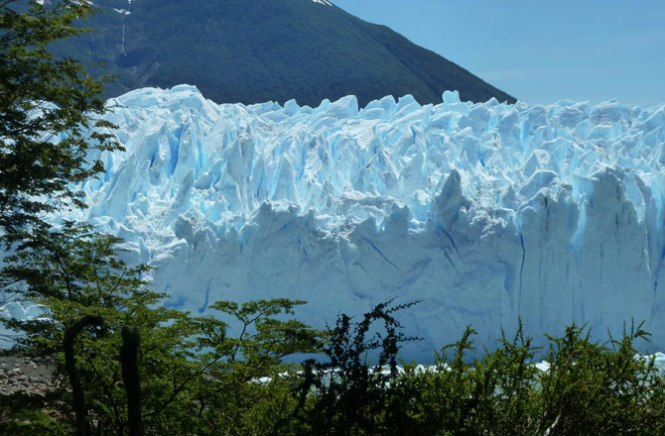 Melting Glaciers - Argentina ice