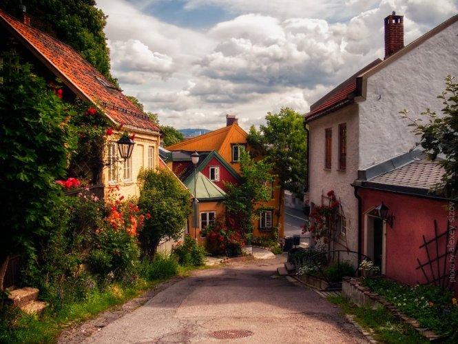 Damstredet, Oslo, Norway