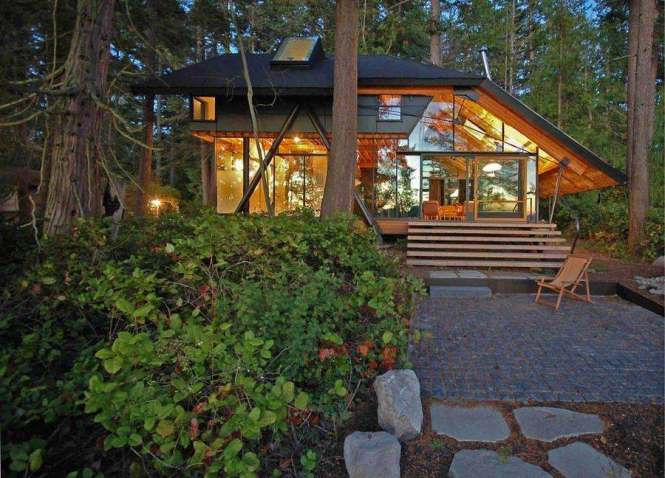 House in nature 8